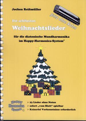 Mundharmonika Oh Tannenbaum.Happy Harmonica System Mundharmonika Spielhefte Von Jochen
